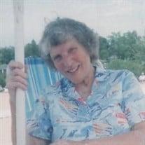 Mrs. Patricia Ann Goodwin (Meholic)