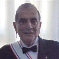 """William J. """"Pop"""" Morea"""