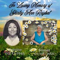 Shirley Ann Roybal