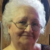 Marjorie Faye (McMillion) Walterscheid