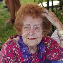 Joan M. Mahon