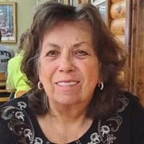 Betty Barnett Cornelius