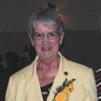 Sister Patricia Ann Warnick SSND