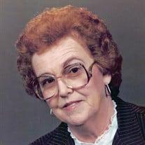 Maxine Hodge