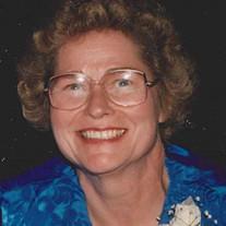 Wanda Sue Edwards