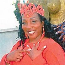 MS. Cathy Douglas