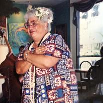 Martha Leialoha Castro