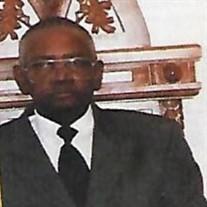 Elder Jesse Whitehouse Davis