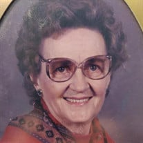 Mrs. Lila Catherine Atkinson Brakefield