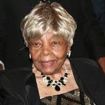 Mrs. Bernice Briscoe
