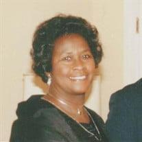 Mrs. Leola Glisson Martin
