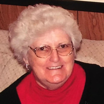 """Mary Lucille Jones """"Nanny"""" Holley"""