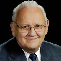 Rev. Dr. Richard Allen Harris