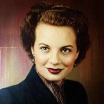 Mary Evelyn Jameson
