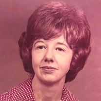 """Mildred """"Sissy"""" Mallett Hebert"""