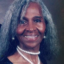 Velma M. Jackson Brown-Horsey