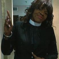 Evangelist Gail Patricia Hooks