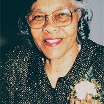 Deaconess Bessie L. Haynes-Wright
