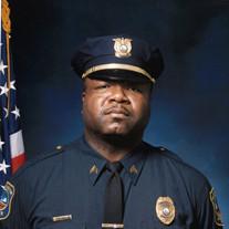 Master Sergeant Leon R. Stevenson, Sr.