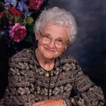 """Cora """"Mildred"""" Clark Dial"""