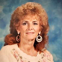 Judith Arlene Bosley