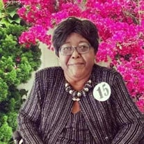 Mrs. Joyce Humphries Land