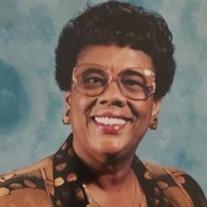 Mrs. Mary Carolyn Reaves Peele