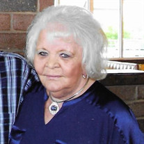 Mrs. Patricia Ann Hall