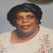 Mrs. Jeraldine Pegram