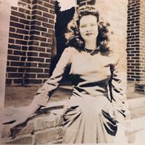 Mrs. Sadie Vondilee Turner