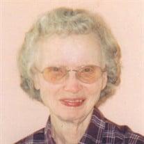 Lillie Ethel Proffer Davie