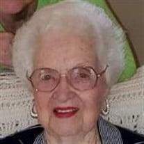 Mrs. Ellen Josephine (Evans) Barnes