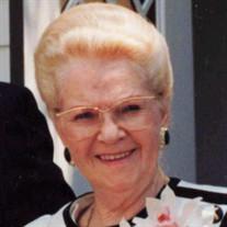 Mrs. Jeanette Stocksdale Barker