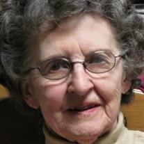 Ellen Alwilda MacMorran Shaffer