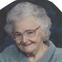 Mrs. Dorothy Williams Martin