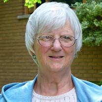 Alison Sylvia Frances Healing