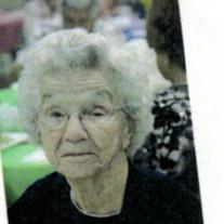 Mrs. Betty Lorene Wilson