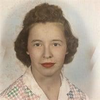 Shirley Jean Stevenson