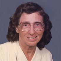 Dorothy Streicher