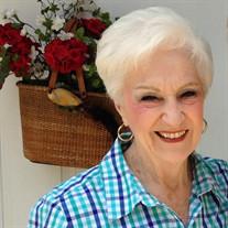 Mrs. Martha Lane Pope Toedte
