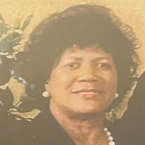 Mrs. Bobbette Jean Cook