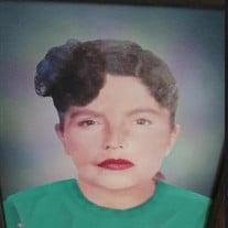 Mrs. Juana Mata