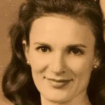 Bette Lou Martin Pierce
