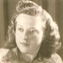 Maria Francesca Hook