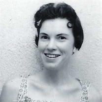 """Margaret """"Maggie"""" Turner McCants"""