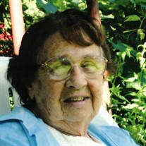 Mrs. Patricia M. Markle