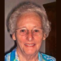 Betty Lou Easler Harrison