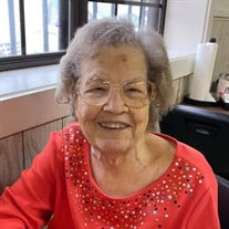 Mrs. Betty Jean Yates Dick