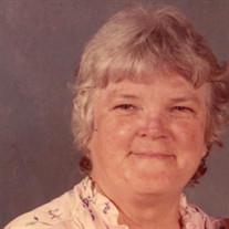 """Margie """"Dottie"""" Seay"""