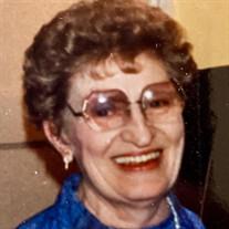 Mrs Betty (Wert) Argenzio